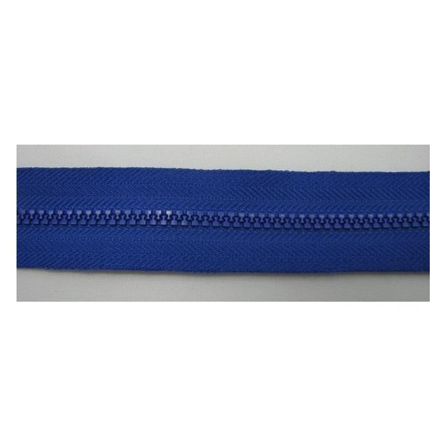 Zips kostenný deliteľný 3mm - dĺžka 75cm (kovový bežec je s gumičkou)