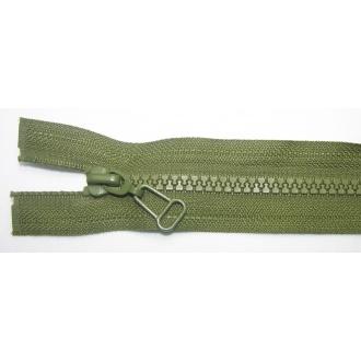 Zips kostenný 5mm deliteľný 40cm