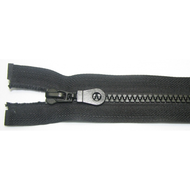 Zips kostenný 5mm deliteľný 55cm