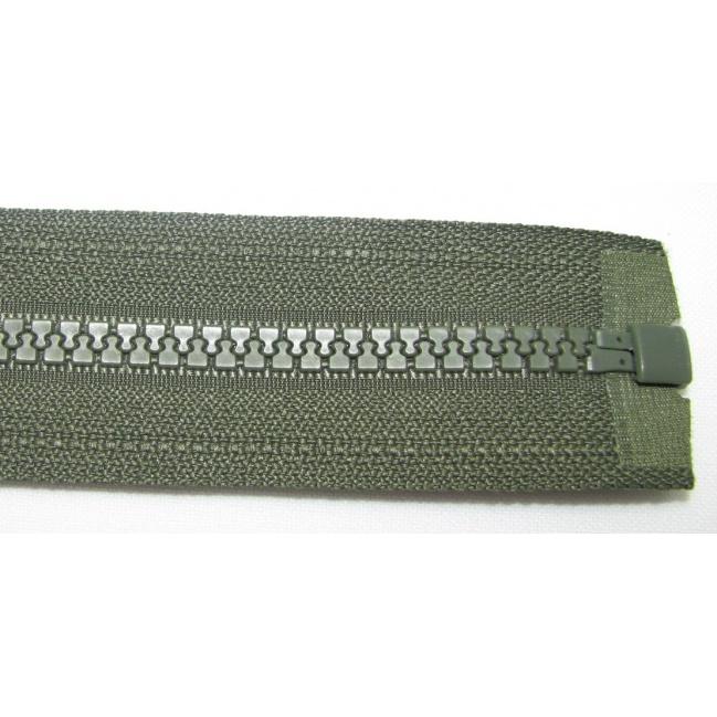 Zips kostenný 5mm deliteľný 75cm