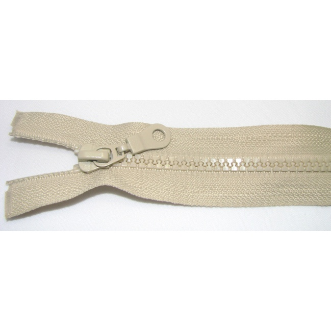 Zips kostenný 5mm deliteľný 80cm