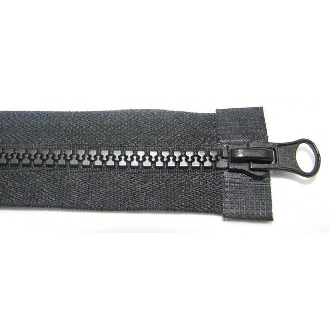Zips kostenný 5mm obojsmerný 120cm