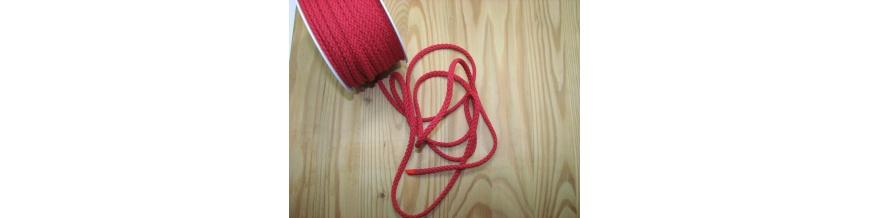 Šnúra bavlna Ø 5,3mm