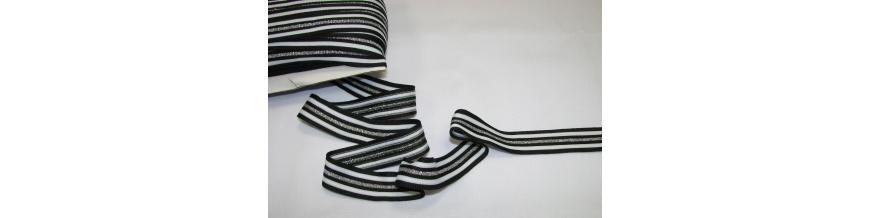 Prámiky všívacie PES,elastické pásce
