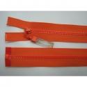 Zips kostenný deliteľný 3mm - dĺžka 40cm s gumičkou