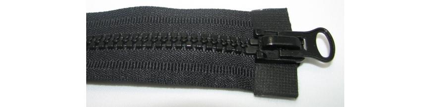 Zips kostenný 8mm obojsmerný 50cm