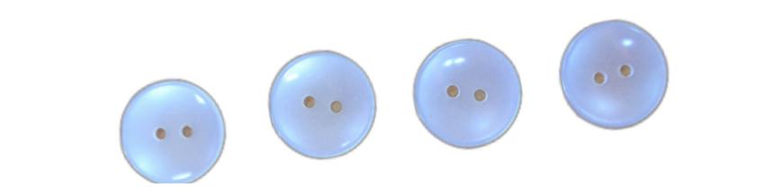 Perinové gombíky / Kuchárske gombíky