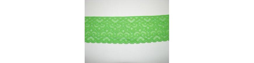 Krajka elastická 5,5 - 10cm
