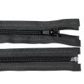 Zips špirála deliteľný 5mm - dĺžka 45cm