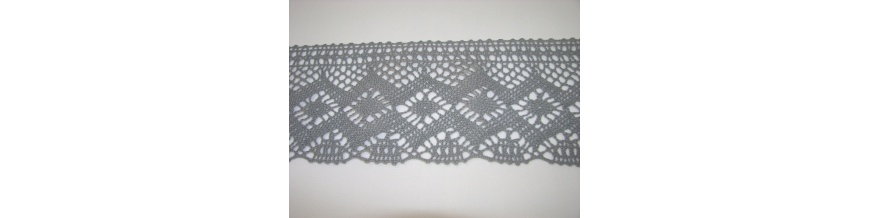 Krajka bavlna od 5,5cm -8cm