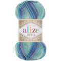 Alize Diva batik 100g