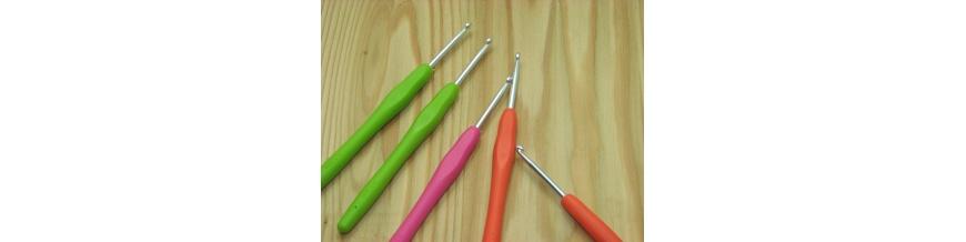 Háčiky kovové s rúčkou