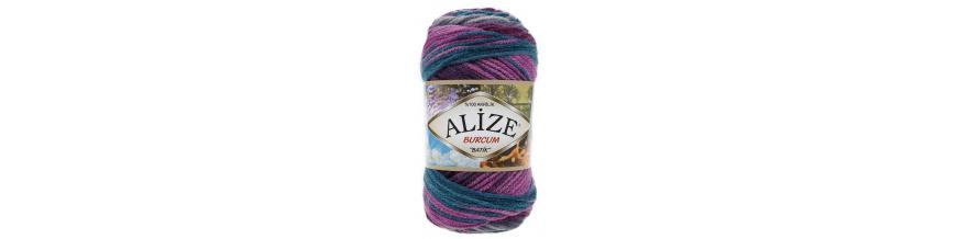 Alize - Burcum  batik 100g