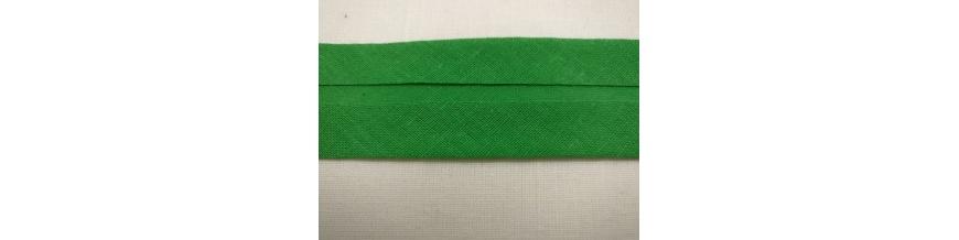 Šikmý prúžok bavlna 20mm